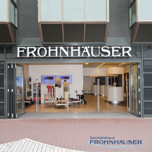 Sanitätshaus Frohnhäuser, Stadthausstraße 8