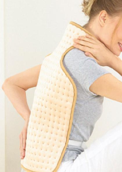 Rücken-Nacken-Heizkissen