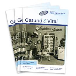 Gesund und Vital Newsletter