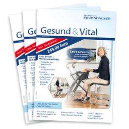 Newsletter Gesund & Vital