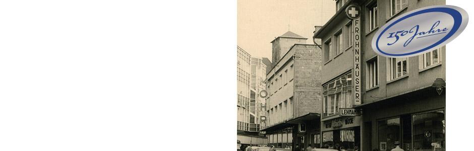 150 Jahre Sanitätshaus Frohnhäuser