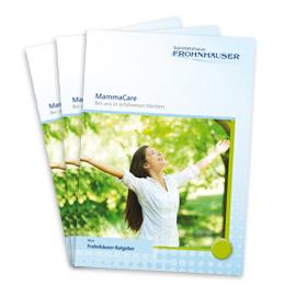 Broschüre Brustversorgung