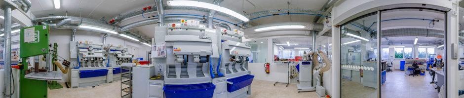 Weisenau-Werstätten machine